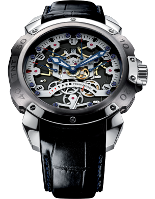 Pierre Deroche TNT Royal Retro Power Reserve,