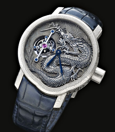 Cornelius&Cie Chronosome 46XY Tourbillon