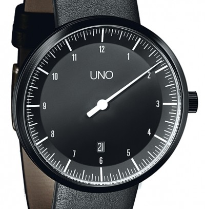 Botta-Design Uno Automatic Black Edition