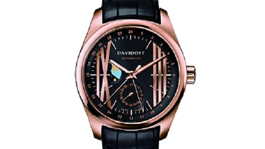 Davidoff Velocity Gent Automatic GMT
