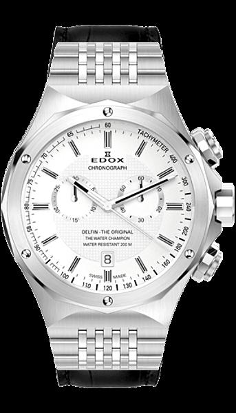 Edox Original Delfin Chronograf
