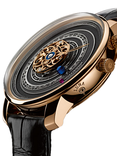 Graham Tourbillon Orrery