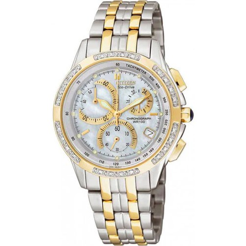 CITIZEN Eco-Drive Lady Chronograph FB1144-50D