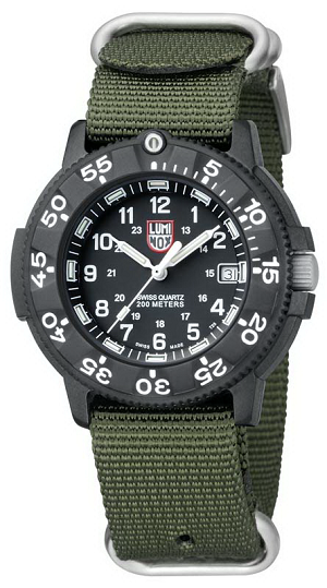 Luminox 3001.NATO GREEN