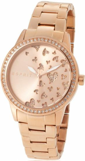 Aimee Dazzle Rose Gold ES107312004