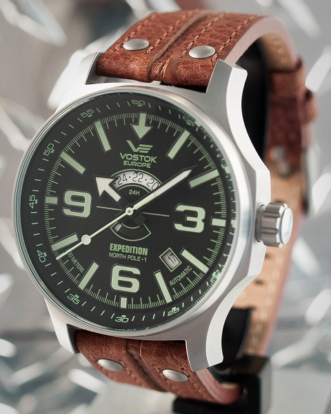 Vostok Expedition North Pole automat 2432/5955193