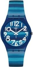 Swatch Linajola Blue GN237 - 30 dnů na vrácení zboží