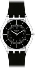 Swatch Black Classiness SFK361 - 30 dnů na vrácení zboží