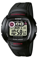 Casio Collection W-210-1CVES - 30 dnů na vrácení zboží