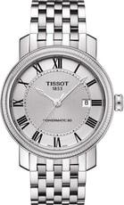 Tissot Bridgeport Powermatic 80 T097.407.11.033.00 - 30 dnů na vrácení zboží