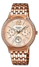 Casio Sheen Premium SHE-3030PG-9AUER - 30 dnů na vrácení zboží