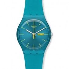 Swatch Turquoise Rebel SUOL700 - 30 dnů na vrácení zboží