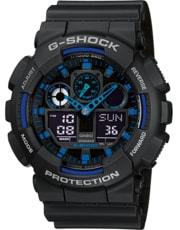 Casio G-Shock Chronograph GA-100-1A2ER - 30 dnů na vrácení zboží