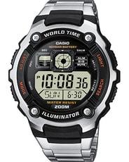 Casio World Timer AE-2000WD-1AVEF - 30 dnů na vrácení zboží