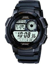 Casio World Timer AE-1000W-1AVEF - 30 dnů na vrácení zboží