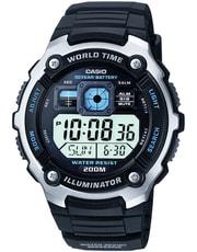 Casio World Timer AE-2000W-1AVEF - 30 dnů na vrácení zboží