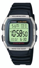 Casio Sports Leisure W-96H-1AVES - 30 dnů na vrácení zboží