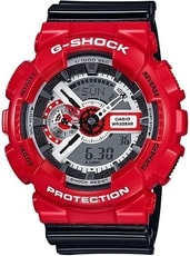 Casio G-Shock G-Specials GA-110RD-4AER - 30 dnů na vrácení zboží