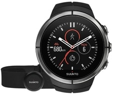 Suunto Spartan Ultra Black HR SS022658000 - 30 dnů na vrácení zboží
