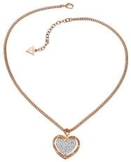 Guess Heart rose gold UBN11421 - 30 dnů na vrácení zboží