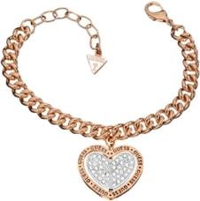 Guess Heart rose gold UBB11429 - 30 dnů na vrácení zboží