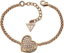 Guess Heart rose gold UBB11442 - 30 dnů na vrácení zboží