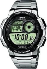 Casio World Timer AE-1000WD-1AVEF - 30 dnů na vrácení zboží