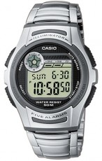 Hodinky Casio Collection W-213D-1AVES