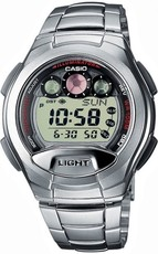 Casio Collection W-755D-1AVES - 30 dnů na vrácení zboží