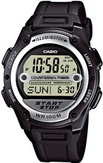 Casio Sports W-756-1AVES - 30 dnů na vrácení zboží