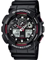 Casio G-Shock Chronograph GA-100-1A4ER - 30 dnů na vrácení zboží