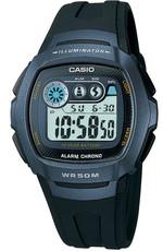 Casio Leisure Chronograph W-210-1BVES - 30 dnů na vrácení zboží