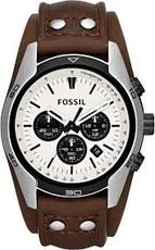 Fossil Chronograph CH2890 - 30 dnů na vrácení zboží