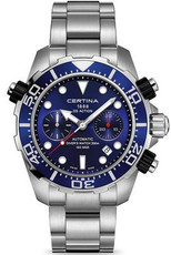 Certina DS Action Diver Chronograph C013.427.11.041.00 - 30 dnů na vrácení zboží