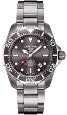 Certina DS Action Diver 3 Hands C013.407.44.081.00 - 30 dnů na vrácení zboží