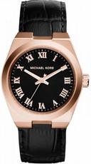 Michael Kors Channing Black Dial Rose MK2358 - 30 dnů na vrácení zboží