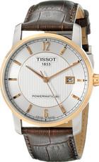 Tissot Titanium Automatic T087.407.56.037.00 - 30 dnů na vrácení zboží