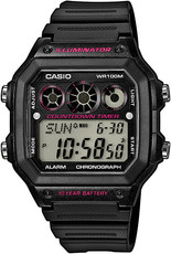 Casio Collection AE-1300WH-1A2VEF - 30 dnů na vrácení zboží