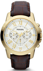 Hodinky Fossil Grant Chronograph FS4767