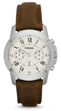 Hodinky Fossil Grant Chronograph FS4839
