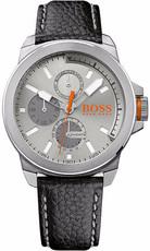 Hugo Boss Orange New York New York 3-Hands 44MM 1513156 - 30 dnů na vrácení zboží
