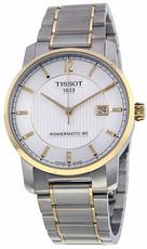 Tissot Titanium Automatic T087.407.55.037.00 - 30 dnů na vrácení zboží