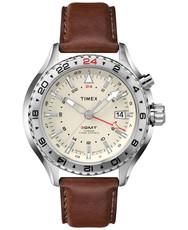 Timex Intelligent Quartz 3-GMT T2P426 - 30 dnů na vrácení zboží